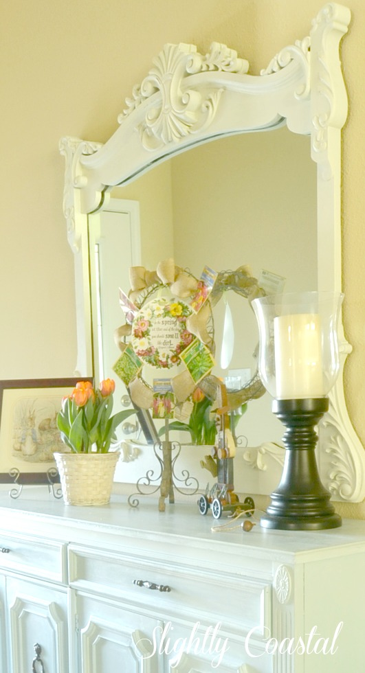 French Mirror Spring Tablescape Tour