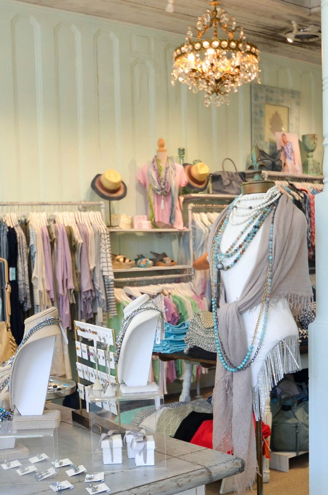 Southern Road Trip Shopping Amelia Island