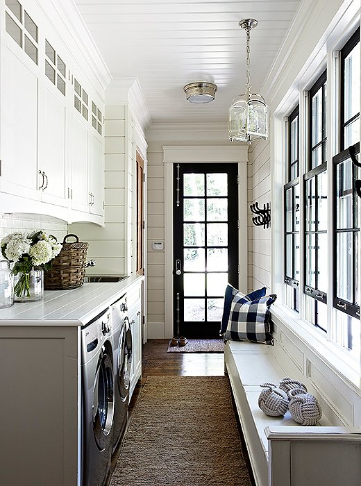 In the meantime  the laundry room is up next so I thought I would share my  plans with you  Here s my inspiration. Laundry Room Design Plan   Slightly Coastal