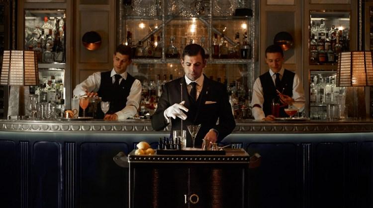 Connaught Bar London