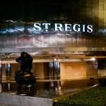 St Regis Singapore at Night