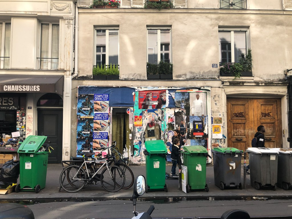 Le Syndicat Paris Exterior