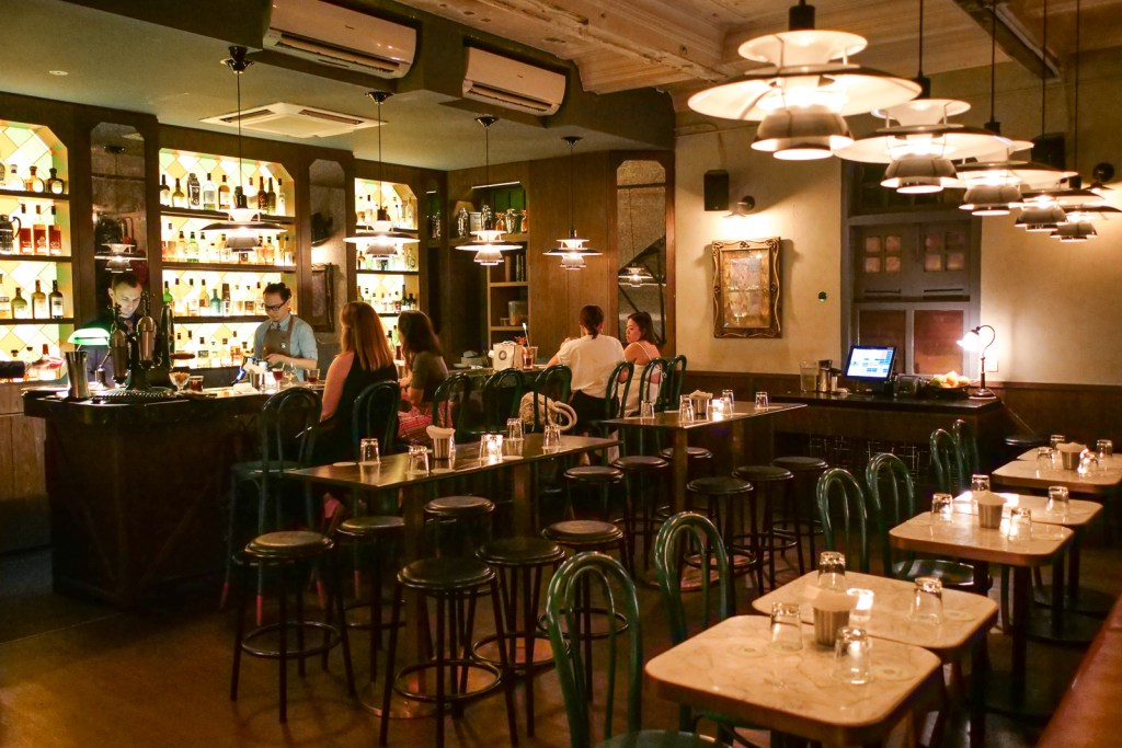 Gibson Bar Singapore