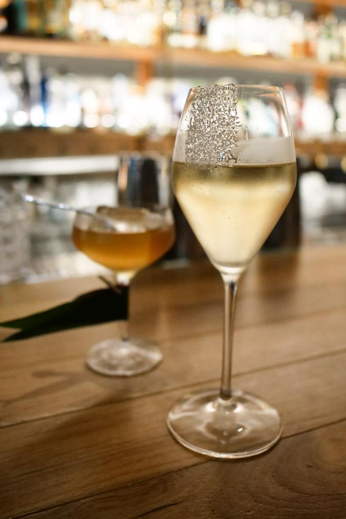 Cocktails at Origin Bar - Shangri-La Singapore