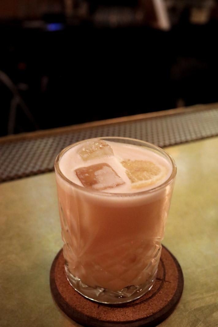 Deadshot Jack Nance Cocktail