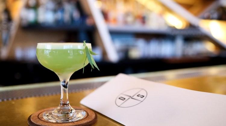 Casper's Ghost cocktail at Deadshot PDX