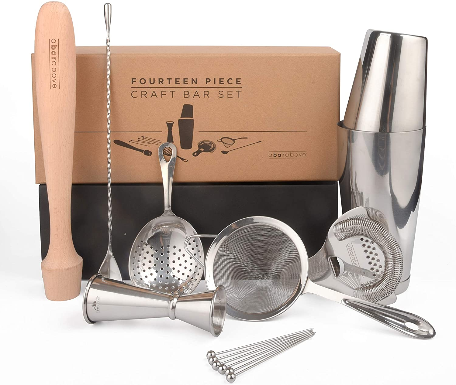 Essential Cocktail Tools for the Home Bar