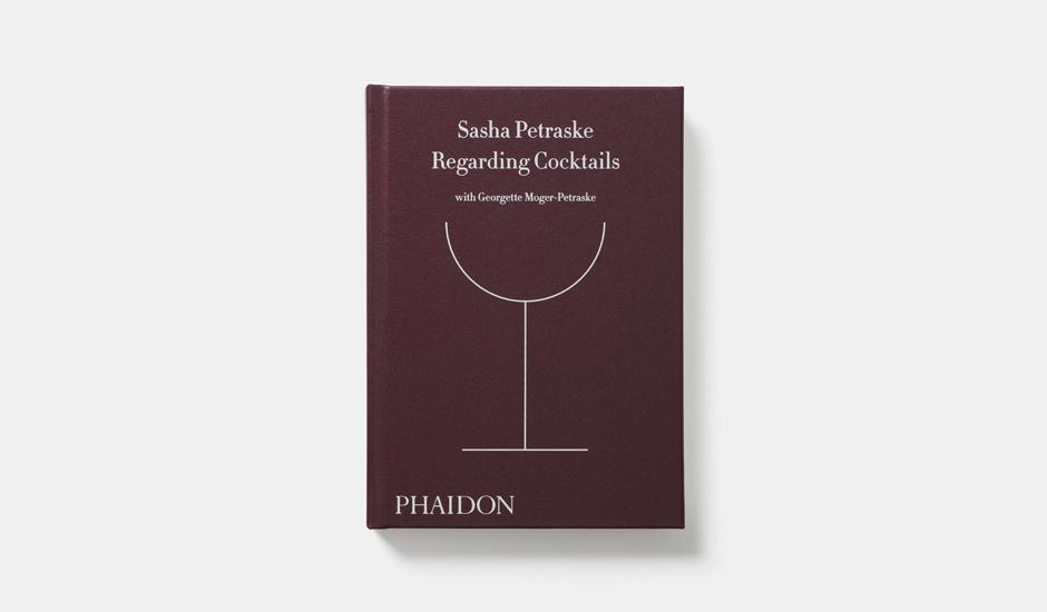 Regarding Cocktails Book