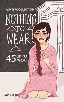Banggood - Online Fashion Women Coat