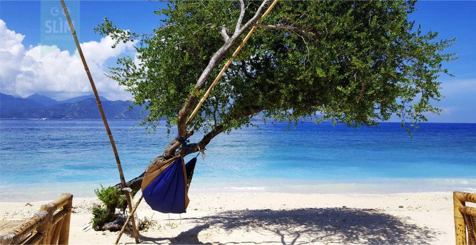 ontspannen op vakantie gaan