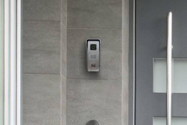 Smart home beveiliging slimme deurbel, slimme deurbellen, video deurbel