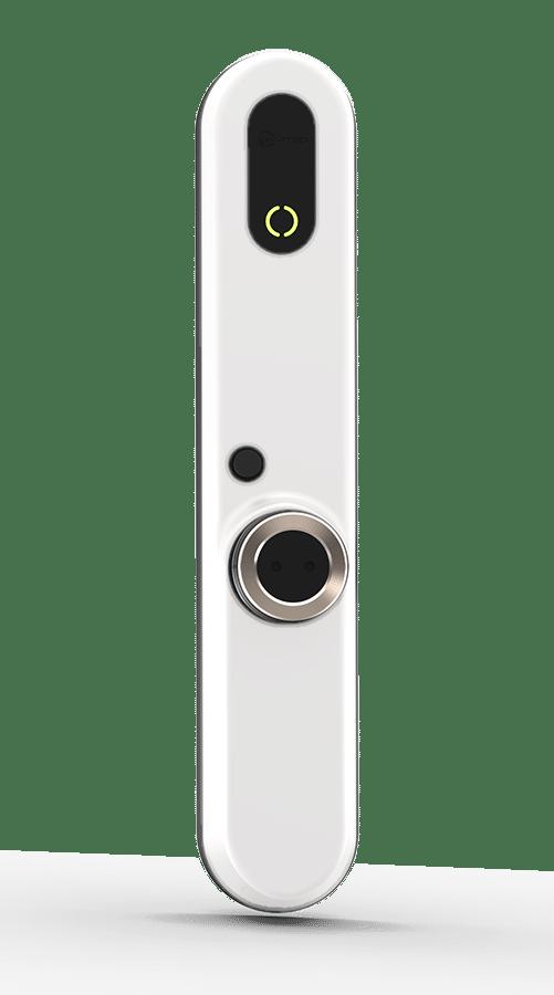 invited smart lock colors, slim deurslot, elektrisch slot