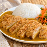 Low Syn Chicken Katsu Curry