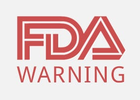 warns of federal drugs administration