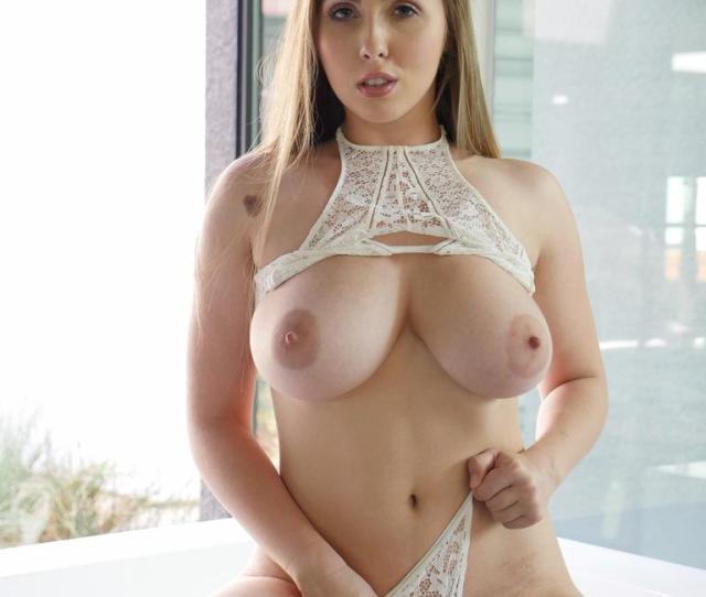 Beauty Porno Model Lena Paul Natural Big Tits