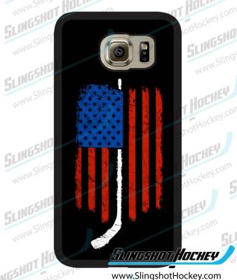 american-flag-hockey-Galaxy-S6 case