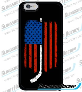 american-flag-hockey-iPhone-6 case