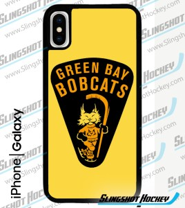 green-bay-bobcats-iPhone-X-slingshot-hockey
