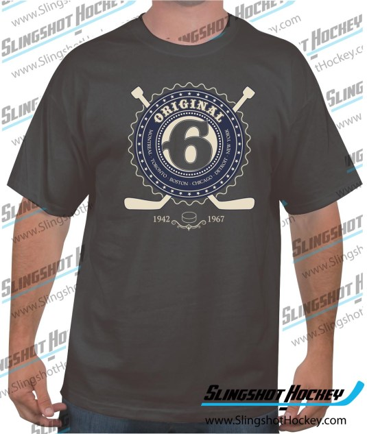 original-6-nhl-teams-charcoal-mens-hockey-tee