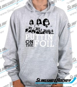 puttin-on-the foil-heather-grey-hockey-hoodie