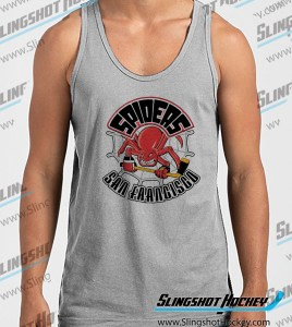san-francisco-spiders-heather-grey-hockey-tank-top