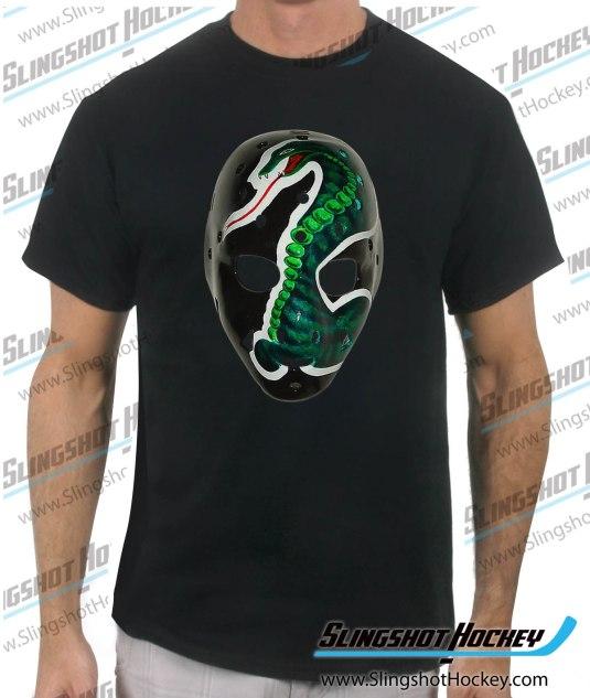 Gary-Simmons-California-Golden-Seals-Cobra-Mask-black-mens-hockey-tshirt
