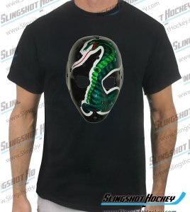 Gary-Simmons-California-Golden-Seals-Cobra-Mask-black-mens-hockey-tshirt