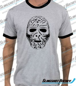 Gerry-Cheevers-Goalie-Mask-ringer-heather-grey-black-mens-tshirt