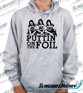 puttin-on-the-foil-hanson-brothers-slap-shot-heather-grey-hockey-hoodie