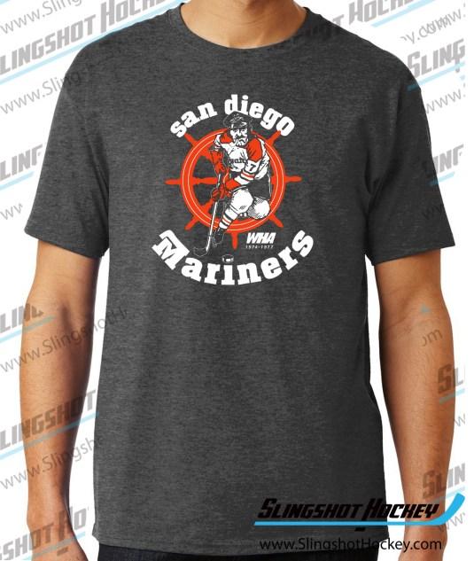 San-Diego-Mariners-charcoal-heather-grey-hockey-tshirt