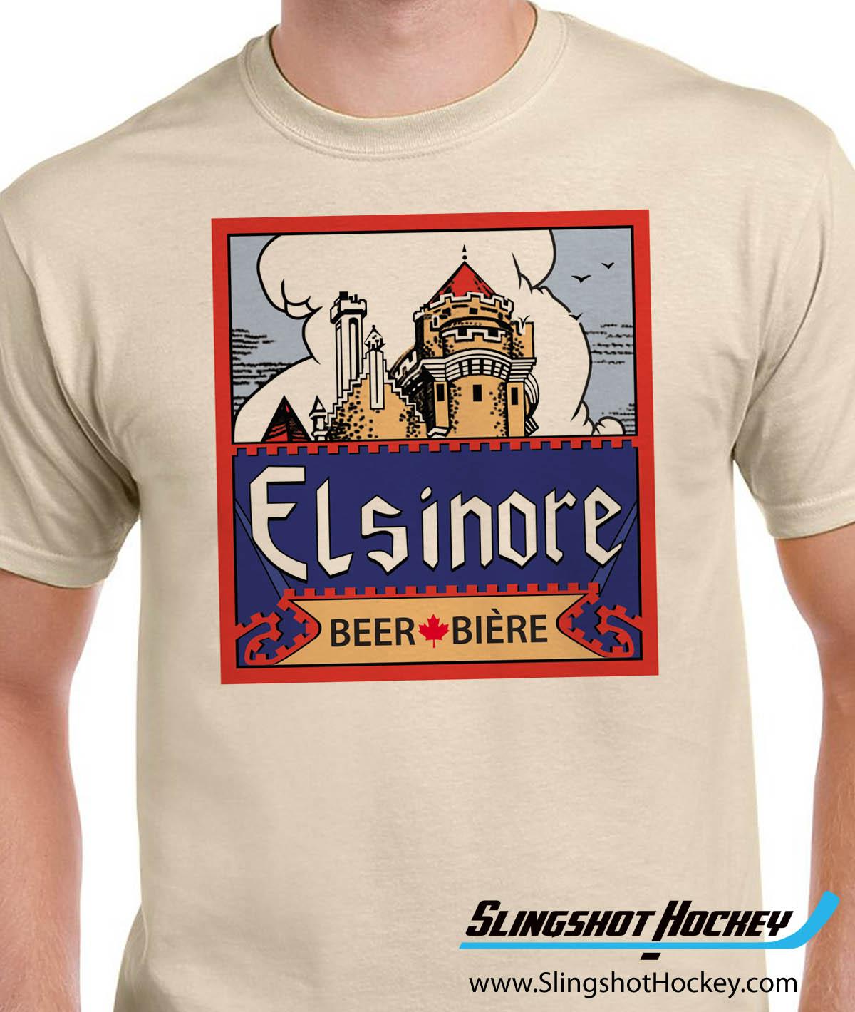 8661e36d1313 Elsinore Beer Shirt Sale! - Slingshot Hockey
