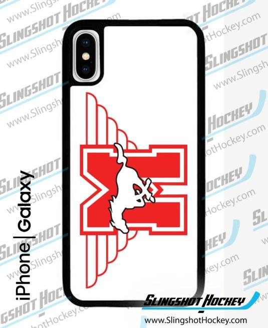 hamilton-mustangs-iPhone-X-phone-case-slingshot-hockey