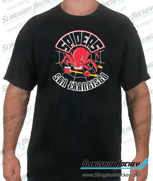 san-francisco-spiders-hockey-shirt-black