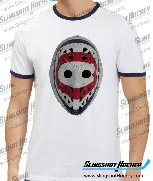 Ken-Dryden-Montreal-Goalie-Mask-ringer-white-black-tshirt-SH
