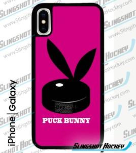 uck-bunny-iPhone-X-slingshot-hockey