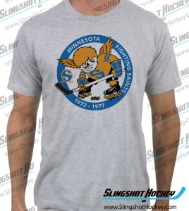minnesota-fighting-saints-heather-grey-tshirt