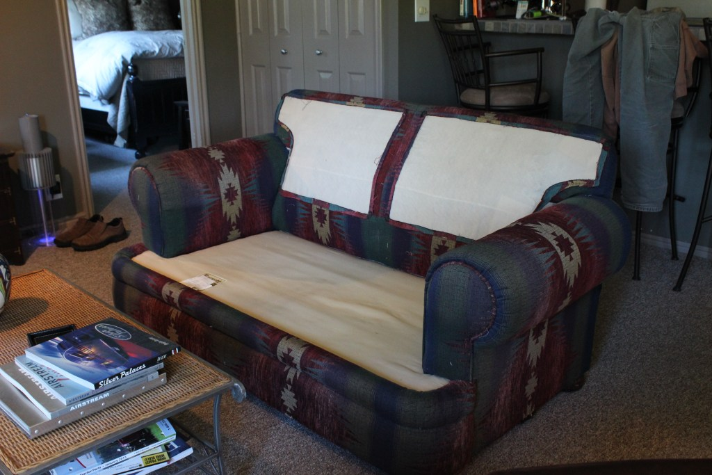 Drop Cloth Slipcover Slipcovers By Shelley