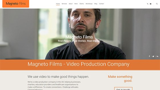 Video Marketing Services UK: Magneto Films, London Video Production