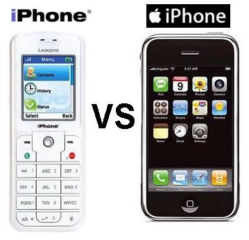 Cisco v. Apple