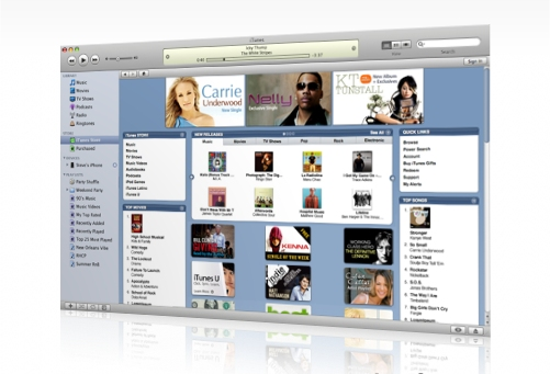 Apple's iTunes Service!