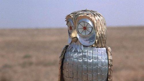 Clash of the Titans Owl