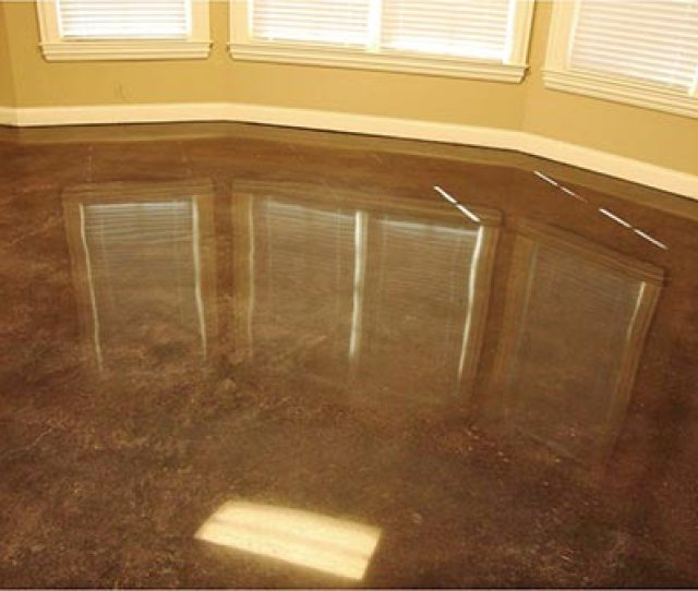 Clemons Malt Brown Super Dye Was Used To Great Effect In This Commercial Flooring Project In