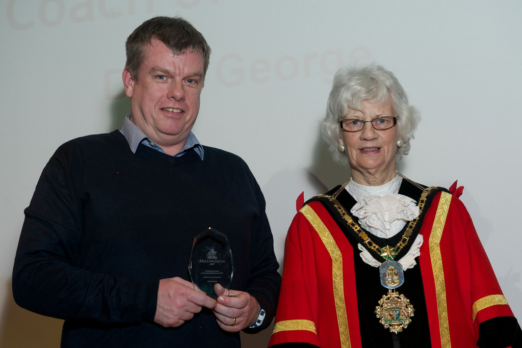 Dave & Hillingdon Mayor
