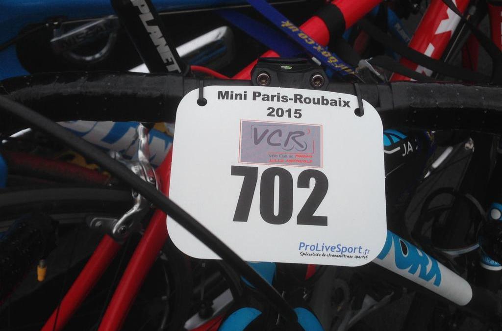Dave's Event Report: Mini Paris-Roubaix 2015