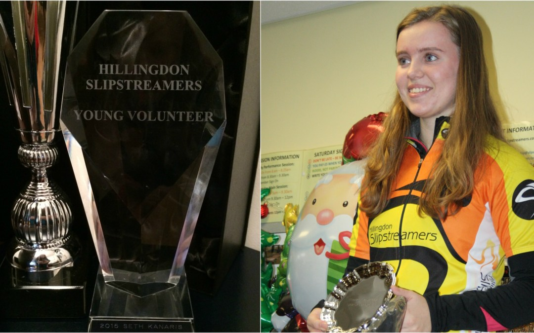 2015 Slipstreamers Young Official Volunteer Awards