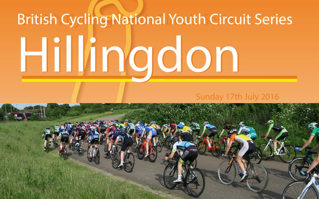 The 2016 National Youth Circuit Series Comes to Hillingdon…