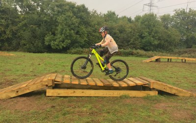 Off-Site MTB Skills Coaching at Woodrow: 2nd December 2017