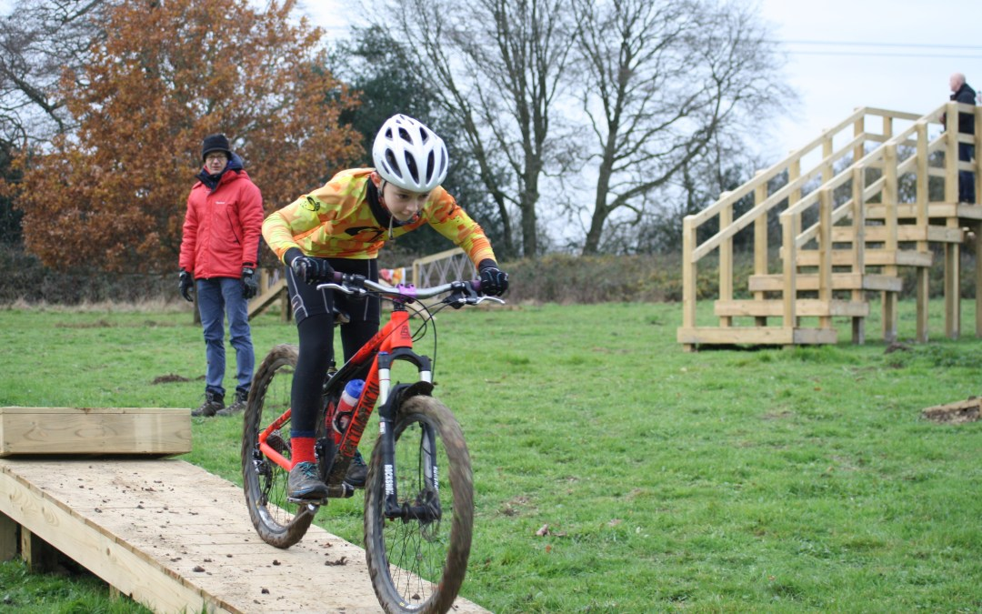 Off-Site MTB Skills Coaching at Woodrow: 17 March 2018