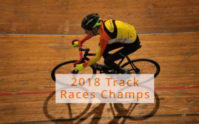 2018 Track Races Champs – Plan and Schedule