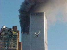 2nd Plane Attack on the World Trade Center, September 11, 2001